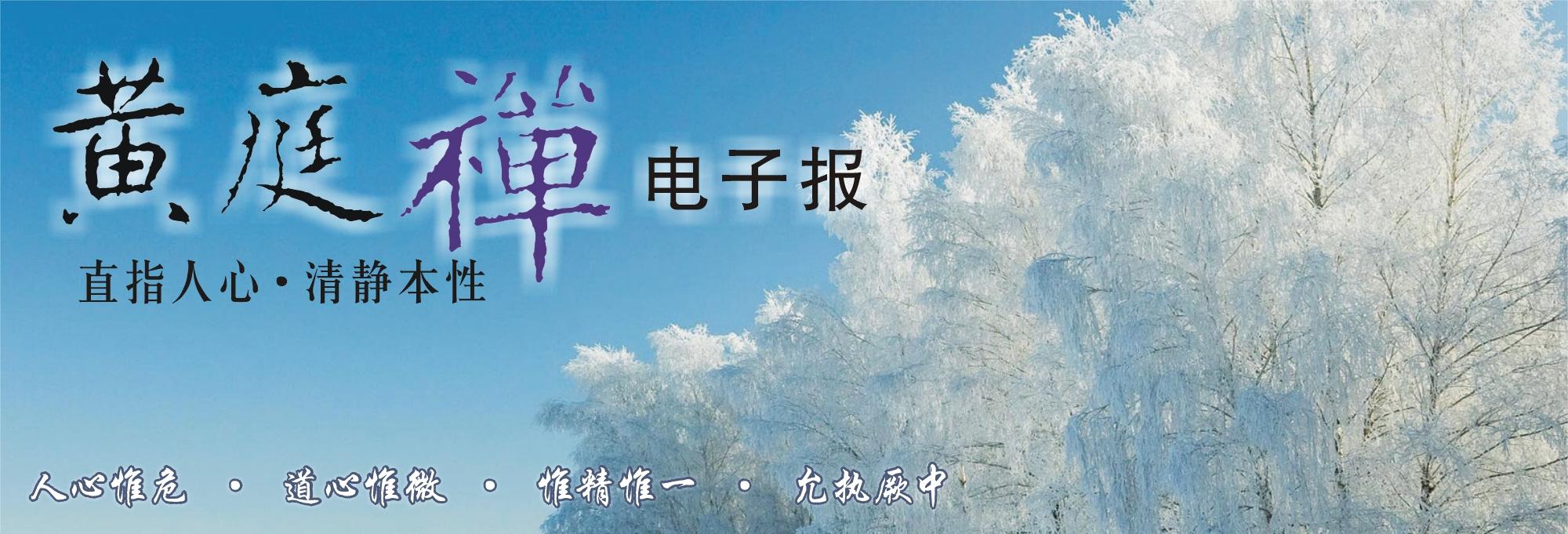 中华黄庭禅学会2015.01.01电子报