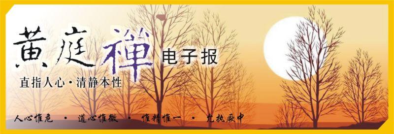中华黄庭禅学会2017.11.21电子报