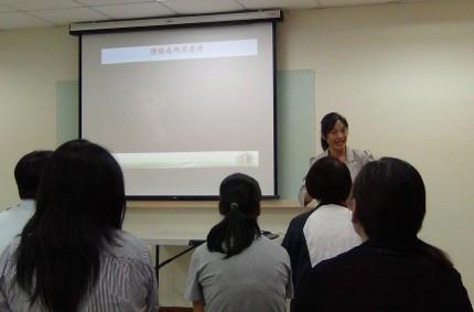 內心教育講座-華碩電腦九班